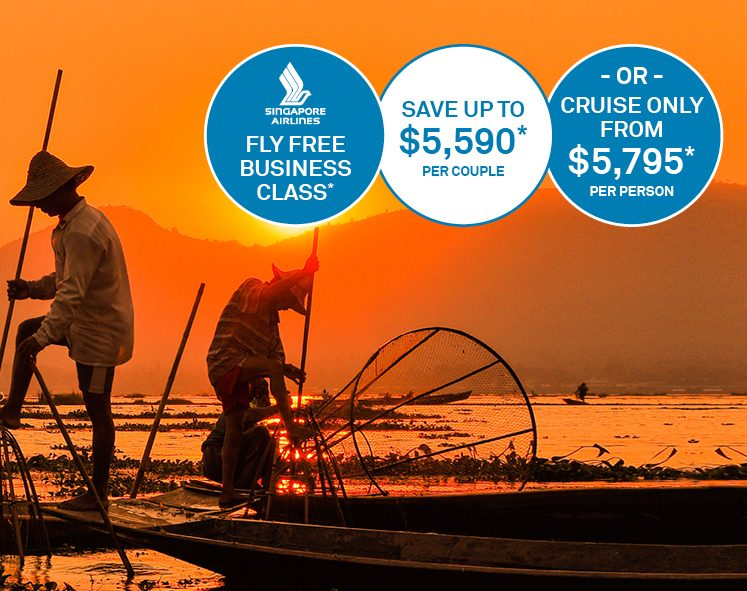 Fly Free Business Class Deal Exclusive Irrawaddy
